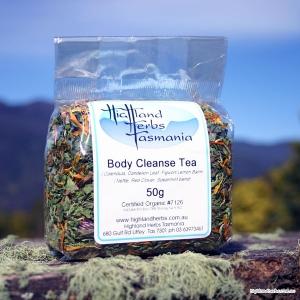 Body Cleanse Tea